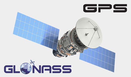 GPS and Glonass Compatible - X903D-G7R