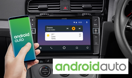 Golf 7 - Works with Android Auto - X903D-G7R